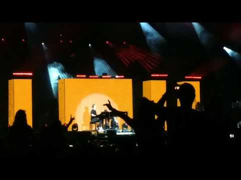 Kygo - Firestone piano ft. Conrad Sewell live at Zurich Openair
