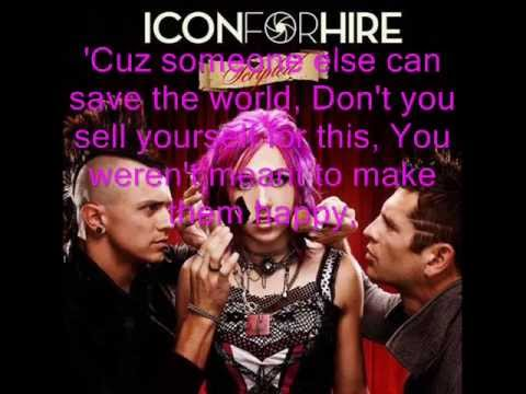 Клип Icon For Hire - Conversation With a Rockstar