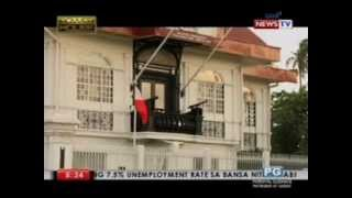 Video Secret doors and hiding places at the  Aguinaldo Shrine, revealed on Powerhouse download MP3, 3GP, MP4, WEBM, AVI, FLV Agustus 2017