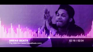 Fredo Santana Instrumental - Pay Attention - Prod. Dreas Beats