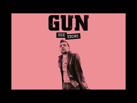 GUN - 'She Knows' (Audio)