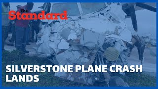 Silverstone plane crash lands at Mogadishu\'s Aden Adde International Airport