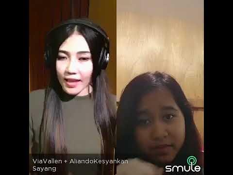 Sayang_ clara feat  via vallen ...  Sing smule