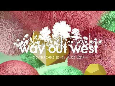 Way Out West   Aug 10-12   Gothenburg, Sweden