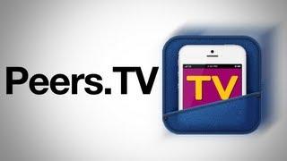 Peers TV - Телевизор всегда под рукой! Обзор AndroidInsider.ru
