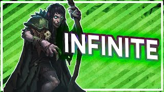 Hearthstone: Infinite Yoggs And Dollmaster Warlock