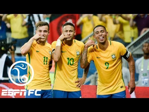Brazil World Cup roster review: They look 'like a potential World Cup winner' | ESPN FC