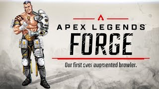 Forge IS ALMOST HERE!! *NEW LEGEND*| Best Apex Legends Funny Moments and Gameplay - Ep. 311