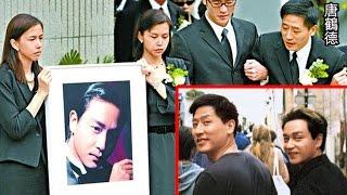 Mối tình đồng tính của Trương Quốc Vinh dù 14 năm trôi qua,vẫn là bản tình ca buồn đi vào lòng người