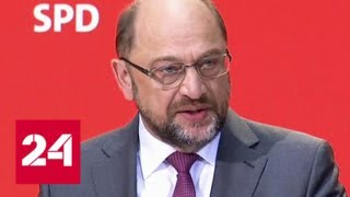 Германия впервые за 70 лет осталась без коалиции большинства в парламенте - Россия 24