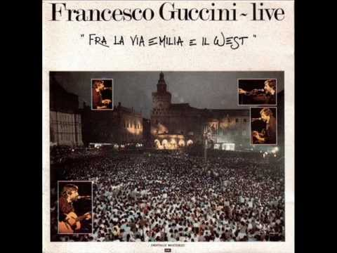 "Francesco Guccini - Bologna - Live ""Fra la Via Emilia e il West"""