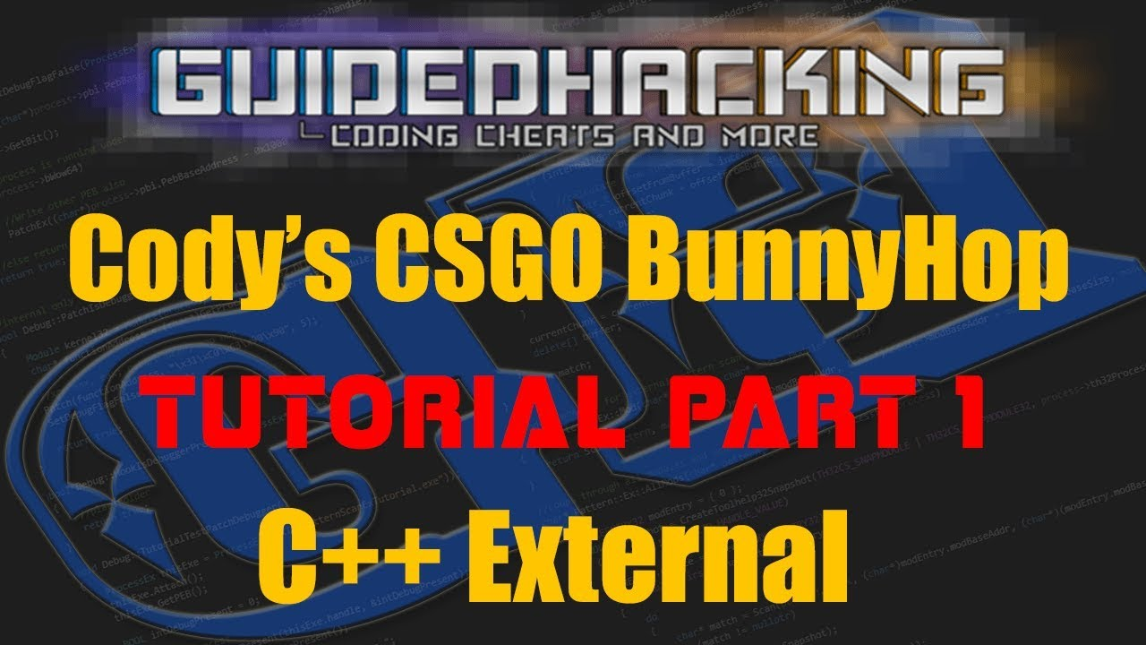 Counter Strike Source Simple bhop C++ ...