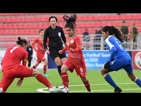 Таджикский футбол вернулся. Женщины в деле