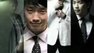 出演CMの映像と写真.