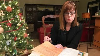 Woman shares evidence of relationship with Roy Moore when she was 17 and he was 34