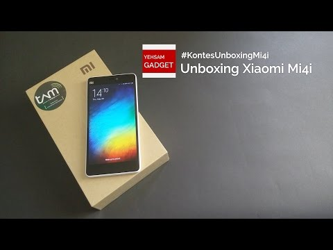 Unboxing Xiaomi Mi 4i Indonesia
