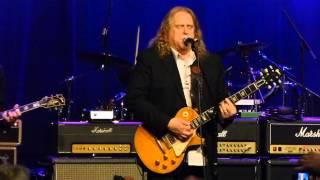 Warren Haynes & G.E. Smith - Soulshine - 6/9/15 Les Paul Celebration - Hard Rock Cafe - NYC
