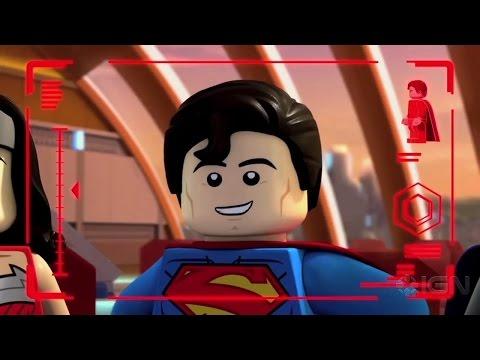 трейлер мультфильма - LEGO супергерои DC: Лига справедливости против Лиги Бизарро (2015) - Русский трейлер мультфильма