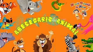 Abecedario con Animales (Videos Educativos para Niños)
