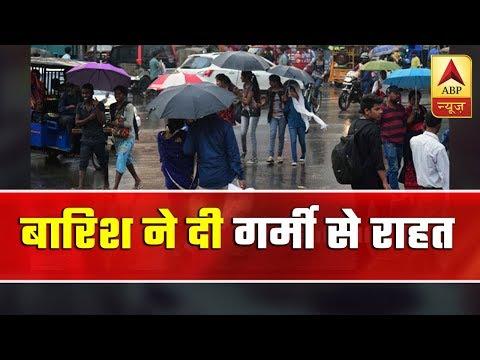 Rains Lash Uttarakhand, Offer Respite From Heat
