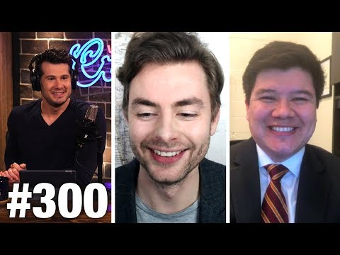 #300 LEGAL ACTION: Crowder Fights Twitter and YouTube! | Louder With Crowder