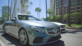 Mercedes Benz 2018 E Class Coupe and Cabriolet – Video Brochure