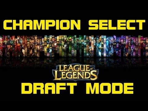 Draft Mode - Old Champion Select Music