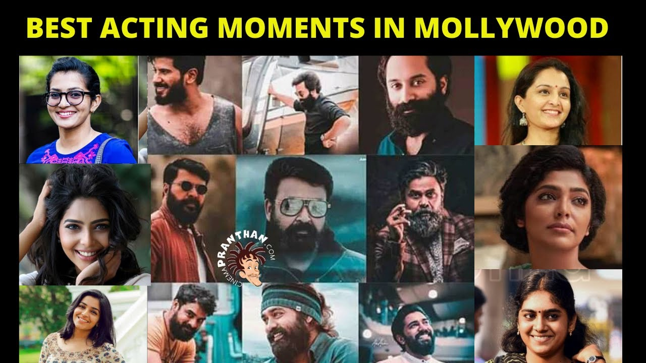 Download The Art Of Acting |Best Acting Moments In Mollywood (Malayalam Cinema)| By Cinematolust| Action&Cut