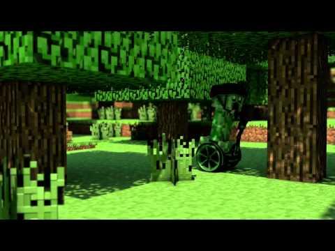 Minecraft прикол про Крипера