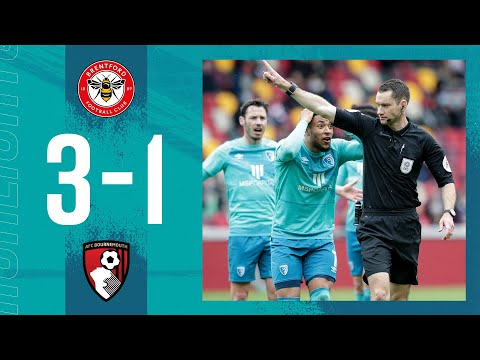 Brentford Bournemouth Goals And Highlights