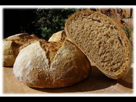 Ржаной хлеб в мультиварке рецепт из ржаной муки