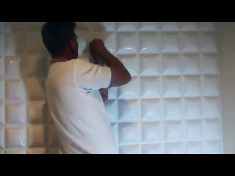 Wall Dimension 3D Wall Panel Installation Instructions