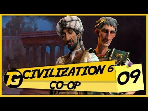 Civilization 6 MULTIPLAYER #009 - ERA INDUSTRIAL? EU NÃO - Gameplay em Português PT BR