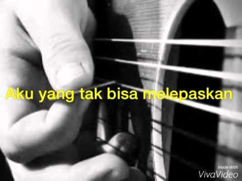 Afgan feat Raisa (lyrics video)--Percayalah
