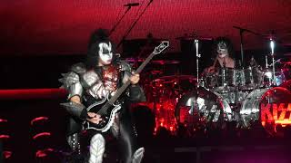 """God of Thunder & Psycho Circus"" Kiss@Hersheypark PA Stadium 8/21/19"