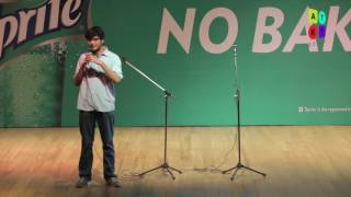 On Having A Common Name | Standup Comedy by Arjun Mishra | Rendezvous 2016