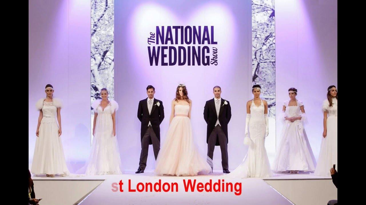 2016 National Wedding Show London Uk
