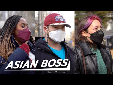 Why Do Americans Live in Korea In 2021? | STREET INTERVIEW