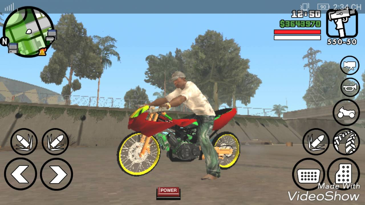 Mod Drag Gta Sa Dff Only No Txd