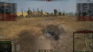 Интересный бой на STB-1. 5 к ассист,  4.7 к по та
