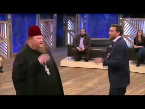 Батюшка читает РЭП!!!/Видео 7chan ! Best Video!!!!