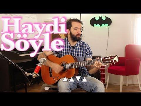 Kalben Haydi Söyle Orjinal Akor // Gitar Dersleri