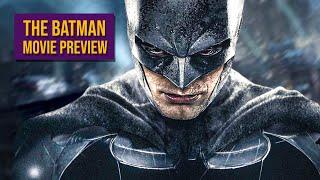 THE BATMAN Preview (2021)