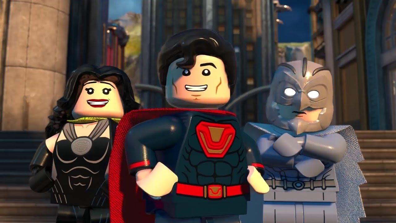 Lego Dc Super Villains Trailer Comic Con 2018 Youtube
