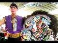 HORSE Trance DANCE Gamelan Music - Musik JATILAN Kuda Lumping Kesurupan [HD]