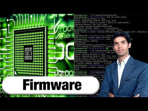 What is Firmware | Why we need to firmware...