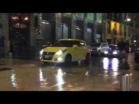 Suzuki Swift Sport | Mexico City | Night