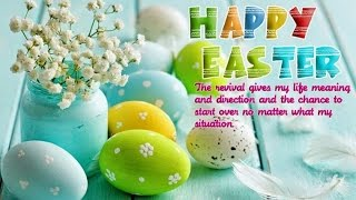 Happy Easter Wishes with Images,Easter Sunday 2017 Whatsapp Status & Quotes, Messages,FB Greetings