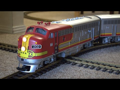 An Unexpected Ending To This Model Train Video!