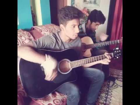 rabta-|-agent-vinod-|-acoustic-guitar-cover-|-by-aman-tiwari